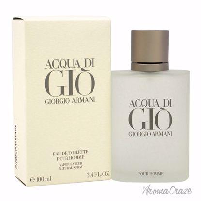 Acqua Di Gio By Giorgio Armani For Men. Eau De Toilette Spra