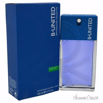 B. United by United Colors of Benetton for Men - 3.3 oz EDT