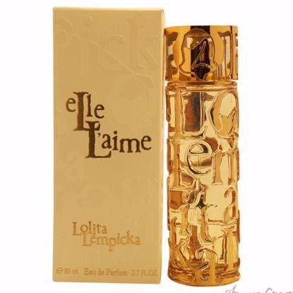Elle Laime by Lolita Lempicka for Women - 2.7 oz EDP Spray