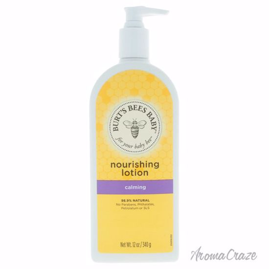 Baby Nourishing Lotion Calming by Burts Bees for Kids - 12 o
