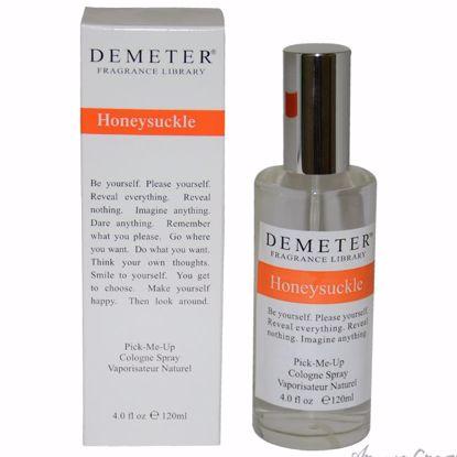 Honeysuckle by Demeter for Women - 4 oz Cologne Spray