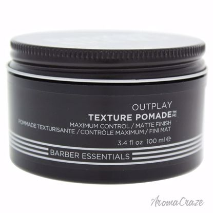 Brews Texture Putty by Redken for Men - 3.4 oz Styling