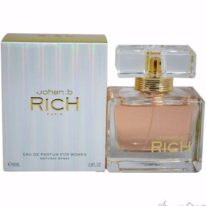 Rich by Johan B for Women - 2.8 oz EDP Spray