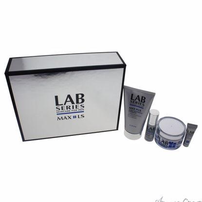 Max LS Kit by Lab Series for Men - 4 Pc Kit 5.0oz Max Ls Dai