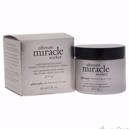 Ultimate Miracle Worker Multi-Rejuvenating Cream SPF 25 by P