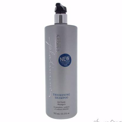 Platinum Thickening Shampoo by Kenra for Unisex - 31.5 oz Sh