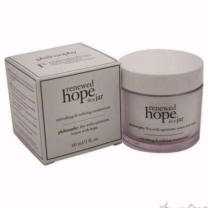 Renewed Hope in a Jar by Philosophy for Unisex - 2 oz Moistu