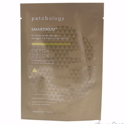 Smartmud No Mess Mud Masque - Detox by Patchology for Unisex