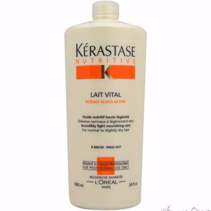 Nutritive Lait Vital Conditioner by Kerastase for Unisex - 3
