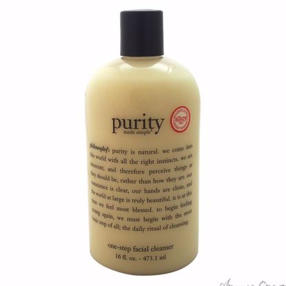 Purity Made Simple One Step Facial Cleanser by Philosophy fo