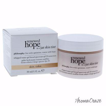 Renewed Hope In A Jar Skin Tint SPF 20 - 6.5 Tan by Philosop