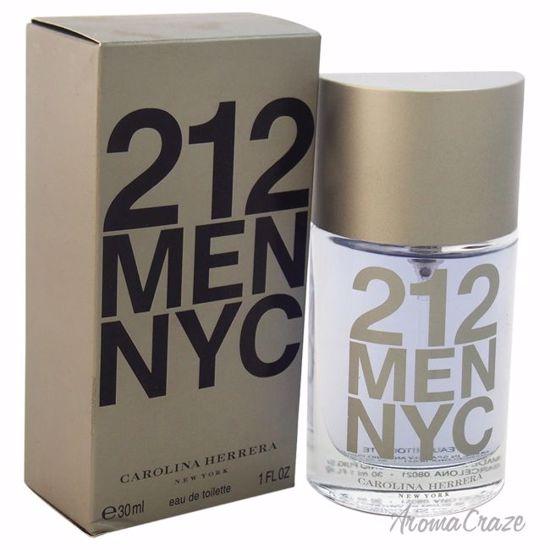 f3eba43825 212 Carolina Herrera Mens Eau De Toilette Spray - 1 OZ , Men's ...