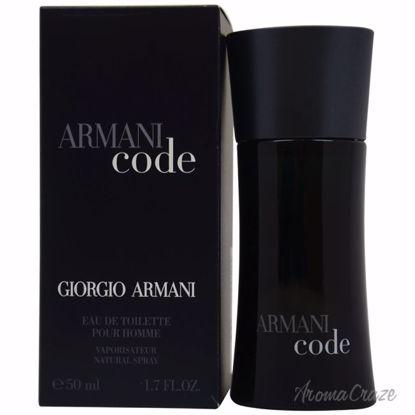 Armani Code by Giorgio Armani for Men - 1.7 oz EDT Spray