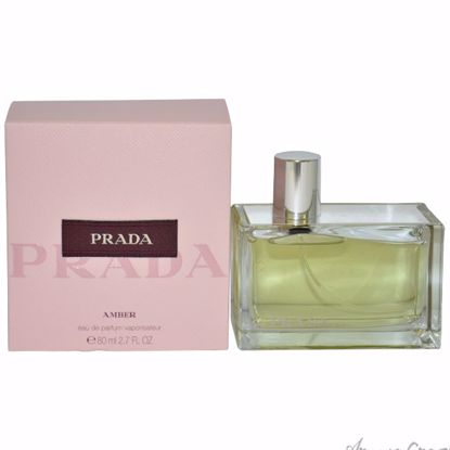Prada Amber by Prada for Women - 2.7 oz EDP Spray