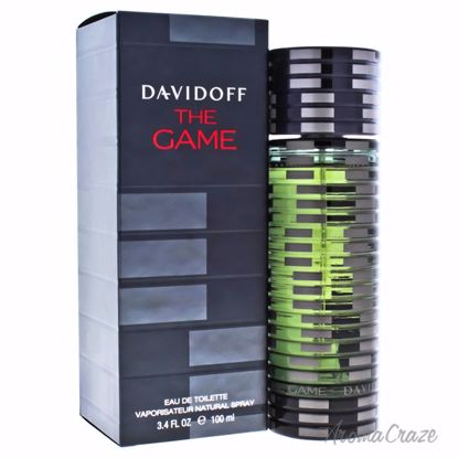 The Game by Davidoff for Men - 3.4 oz EDT Spray