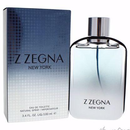 Z Zegna New York by Ermenegildo Zegna for Men - 3.4 oz EDT S