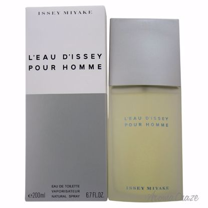 Leau Dissey by Issey Miyake for Men - 6.7 oz EDT Spray