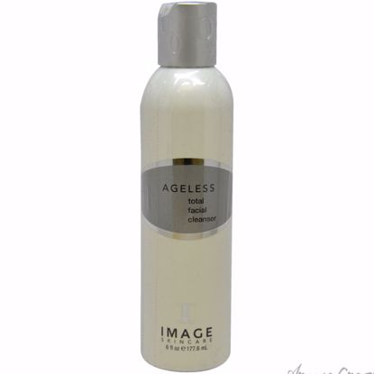 Ageless Total Facial Cleanser by Image for Unisex - 6 oz Cle