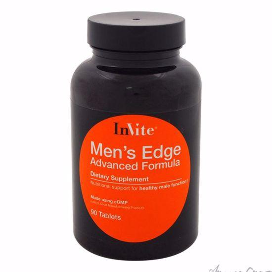Mens Edge Advanced Formula Supplement by InVite Health for M