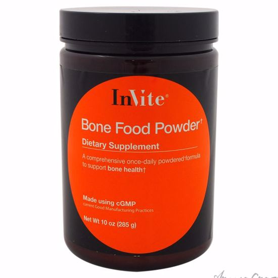 Bone Food Powder Supplement by InVite Health for Unisex - 10