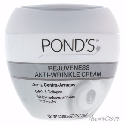 Rejuveness Anti-Wrinkle Cream by Ponds for Unisex - 7 oz Cre