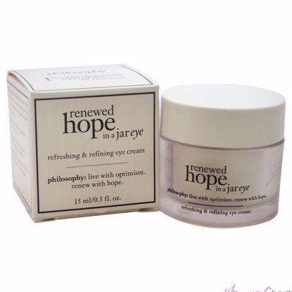 Renewed Hope in a Jar Eye by Philosophy for Unisex - 0.5 oz