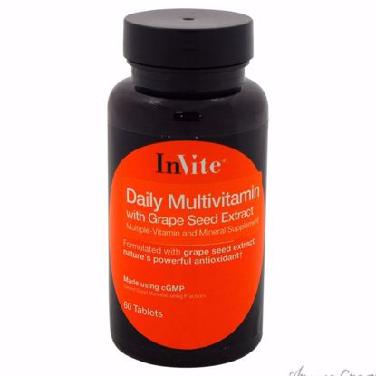 Daily Multivitamin with Grape Seed Extract by InVite Health