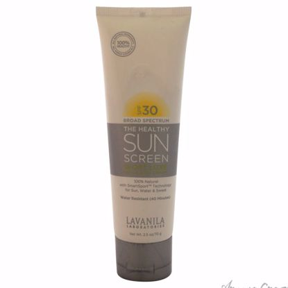 The Healthy Sunscreen Sport Luxe Face & Body Cream SPF 30 by