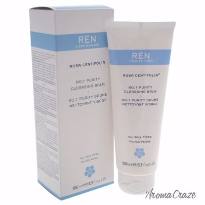 Rosa Centifolia No.1 Purity Cleansing Balm by Ren for Women