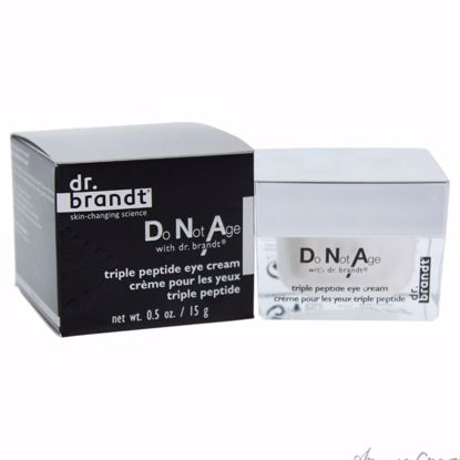 Do Not Age with Dr. Brandt Triple Peptide Eye Cream by Dr. B