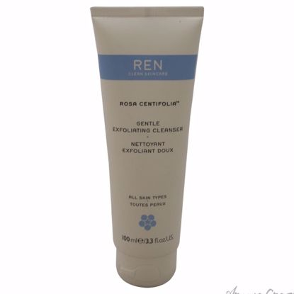 Rosa Centifolia Gentle Exfoliating Cleanser by REN for Unise