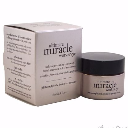 Ultimate Miracle Worker Eye SPF 15 Sunscreen by Philosophy f