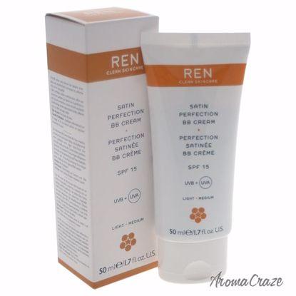 Satin Perfection BB Cream SPF 15 Light/Medium by Ren for Wom
