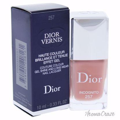 Dior Vernis Nail Lacquer # 257 Incognito by Christian Dior f