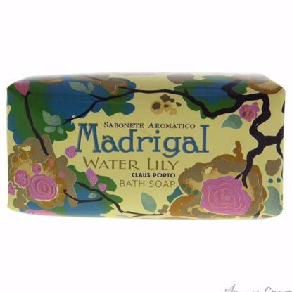 Madrigal Water Lily Bath Soap by Claus Porto for Unisex - 5.