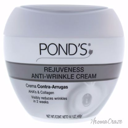 Rejuveness Anti-Wrinkle Cream by Ponds for Women - 14.1 oz C