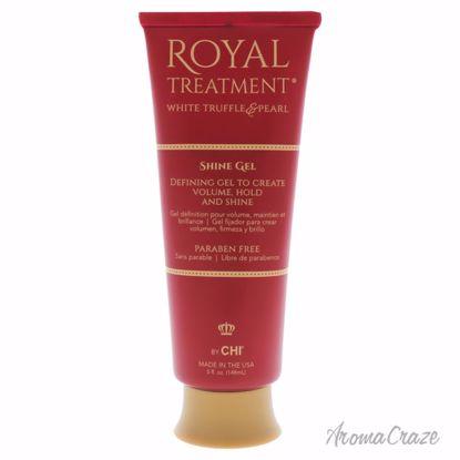 Royal Treatment Shine Gel by CHI for Unisex - 5 oz Gel