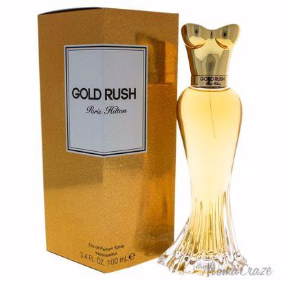Gold Rush by Paris Hilton for Women - 3.4 oz EDP Spray