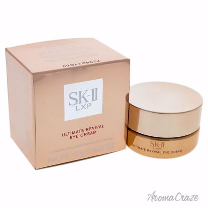 LXP Ultimate Revival Eye Cream by SK-II for Unisex - 0.52 oz