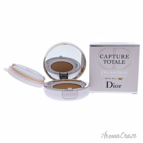 Capture Totale Dreamskin Perfect Skin Cushion Spf 50 020 By Christian Dior For Women 2 X 0 5 Oz Foundation