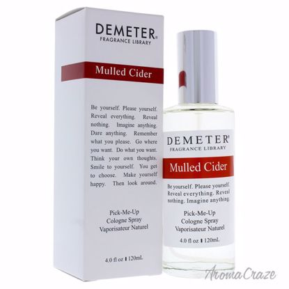 Mulled Cider by Demeter for Women - 4 oz Cologne Spray