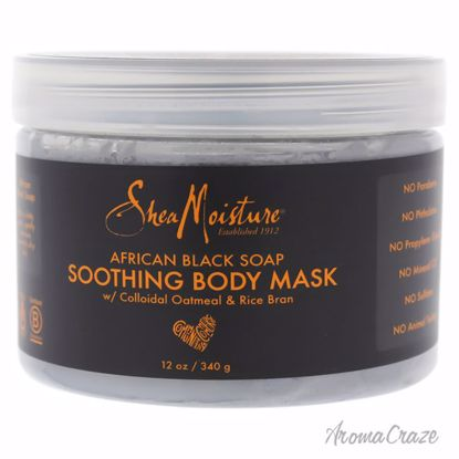 African Black Soap Soothing Body Mask by Shea Moisture for U