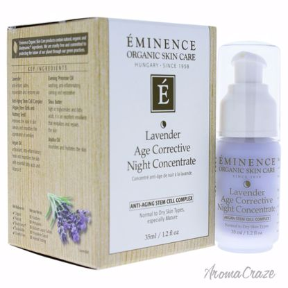 Lavender Age Corrective Night Concentrate by Eminence for Un
