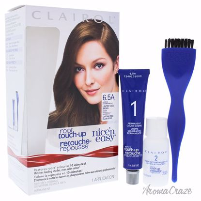 Nice n Easy Root Touch-Up Permanent Color - 006-5A Light Cool Brown by  Clairol for Women - 1 Application Hair Color ee04a0de98