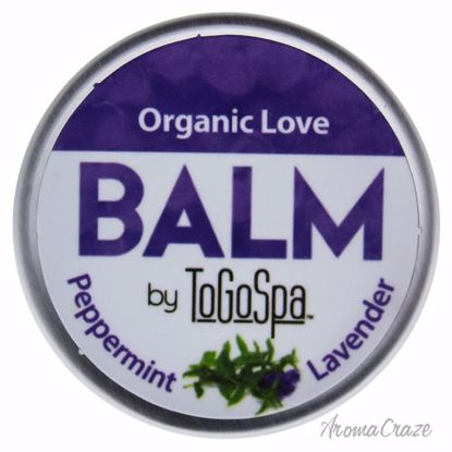 Organic Lip Balm - Love Lavender by To Go Spa for Unisex - 0
