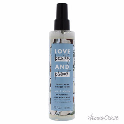 Coconut Water and Mimosa Flower Showerless Cleansing Mist by