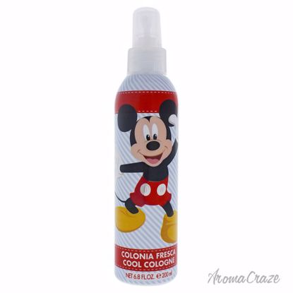 Mickey Mouse by Disney for Kids - 6.8 oz Cool Cologne Spray
