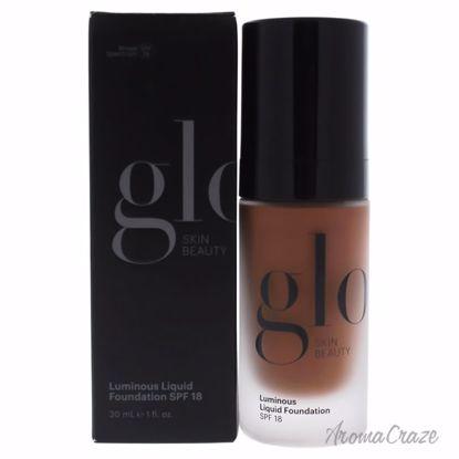 Luminous Liquid Foundation SPF 18 - Mocha by Glo Skin Beauty