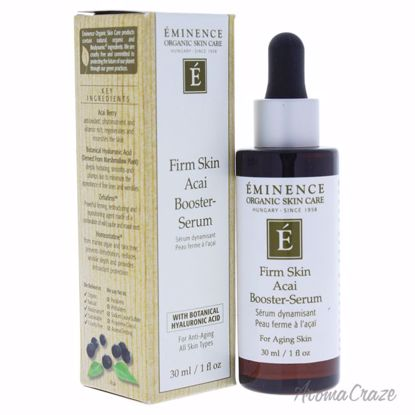 Firm Skin Acai Booster Serum by Eminence for Unisex - 1 oz S