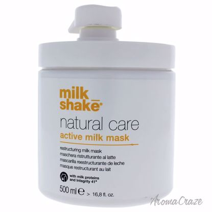 Active Milk Mask by Milk Shake for Unisex - 16.8 oz Masque - Hair Treatment Products | Best Hair Styling Product | Hair Oil Treatment | Damage Hair Treatment | Hair Care Products | Hair Spray | Hair Volumizing Product | AromaCraze.com